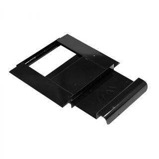 Gaveta De Cin + Porta De Cinz+ Regulador + Chapa 4f + Grade