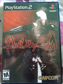 Juego De Devil May Cry 1 Para Ps2