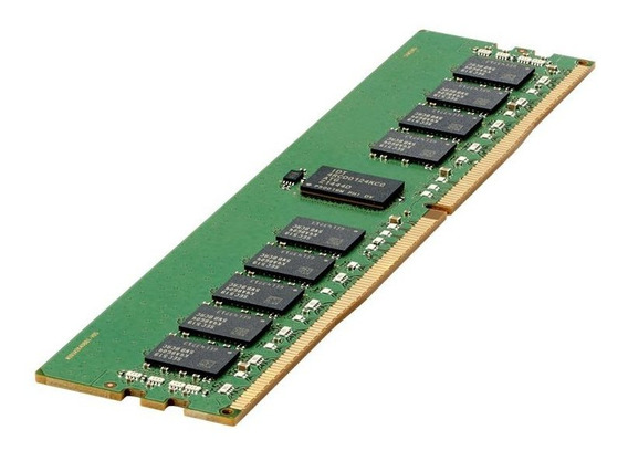 Memoria 16gb Hp Ddr4 2666mhz Server G10 Dl20 Ml30