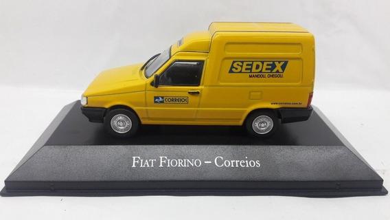 Miniatura Fiat Fiorino Correios