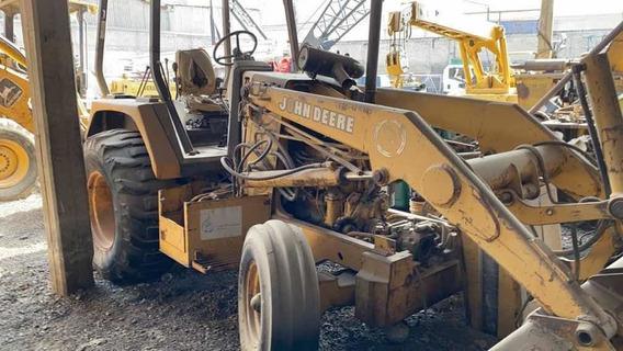 Retroexcavadora John Deere 410d Con Faltantes