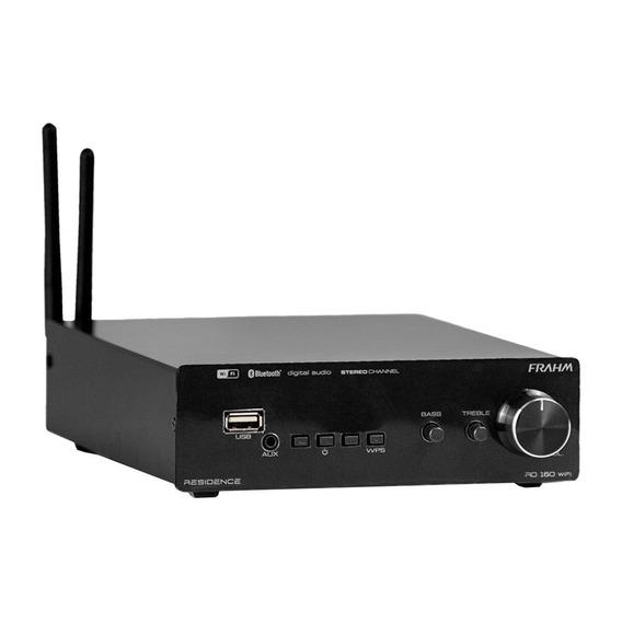 Amplificador Frahm Rd 160 Wifi Usb/bt 160w