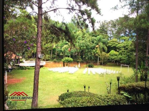 Chácara Com 4 Dormitórios À Venda, 11427 M² Por R$ 2.500.000,00 - Torrão De Ouro Ii - São José Dos Campos/sp - Ch0010