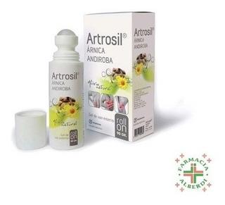 Artrosil Gel Rollon X 90 Gr - Arnica En Gel