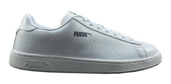 Zapatillas Moda Puma Smash V2 L Perf Adp Hombre