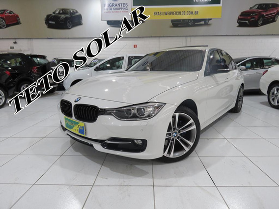 Bmw 328i 2.0 Sport Gp Activeflex Aut Top C/ Teto 62.400 Kms