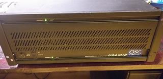 Amplificador De Potencia Qsc 1310 Usa * Funciona Perfecto *