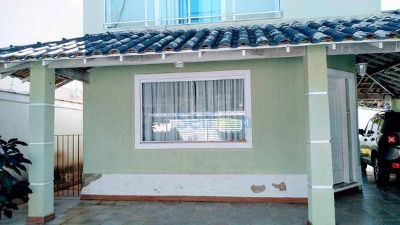 Casa Com 3 Dormitórios Para Alugar, 120 M² - Itaipu - Niterói/rj - Ca0111