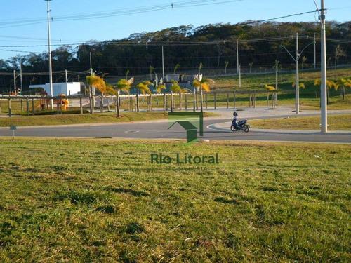 Terreno À Venda, 447 M² Por R$ 150.000,00 - Extensão Do Bosque - Rio Das Ostras/rj - Te0189