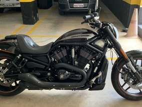 Harley Davison Nigth Road Black Edition