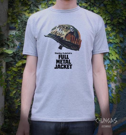 Remera / Full Metal Jacket / Stanley Kubrick / Chungas
