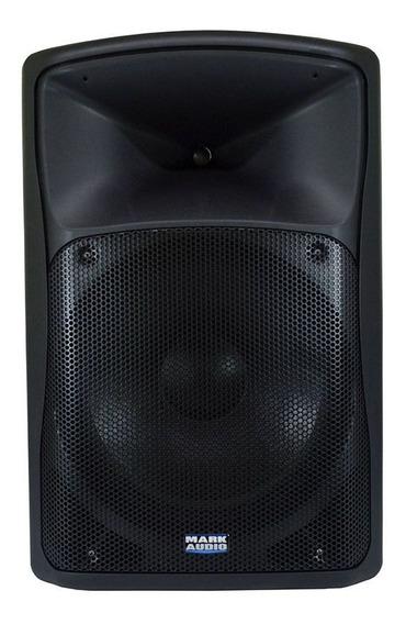 Caixa Amplificada Attack Mark Audio Mka1555a Mka 1555a 500w