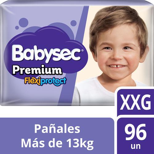 Pañalesbabysec Premium Xxg X 96 - Bebés Y Niños