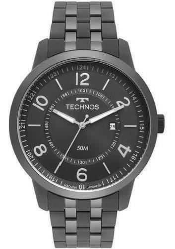 Relógio Technos Masculino Militar 2115mss/4c