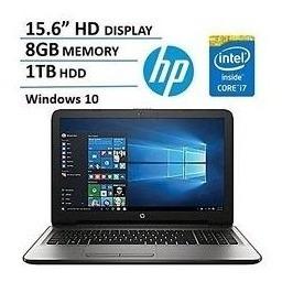 Laptop Hp Intel Core I7 De Septima Generacion.