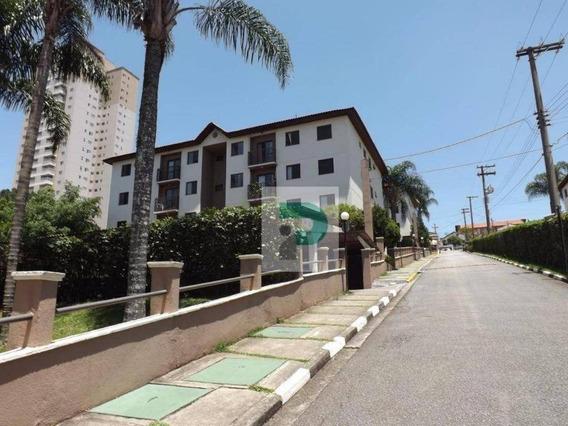 Alugo Apartamento No Parque Santana Em Mogi Das Cruzes - Ap0110