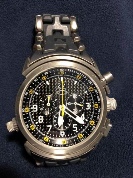 Relógio 12 Gauge Titanium Oakley