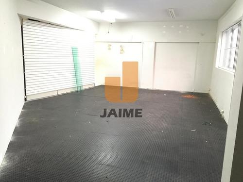 Loja Com 2 Pavimentos E 2 Banheiros  - Ja16258
