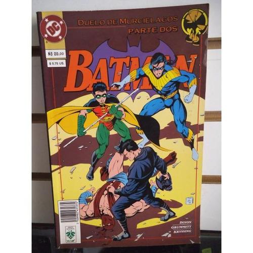 Batman Duelo De Murcielagos Tomo 2 Edit. Vid