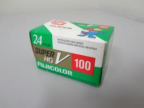 Filme Fujicolor Copa 98 24 Poses Antigo