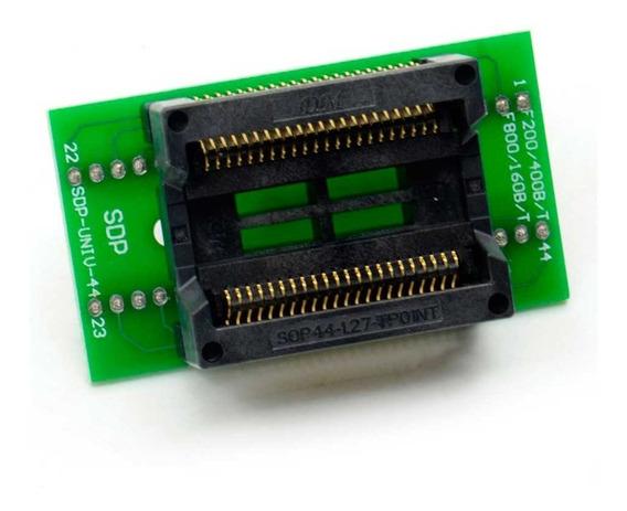 Adaptador Sop44-dip44 530mil Programadora Rt809h E Xeltek