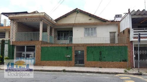 Casa Com 2 Dormitórios À Venda Por R$ 480.000 - Parque Das Paineiras - São Paulo - Ca0067