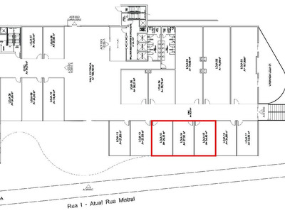 Loja Terrea Completamente Mobiliadas - 22623