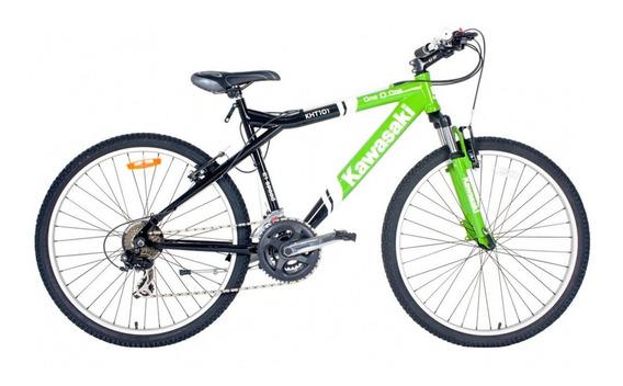 Bicicleta Kawasaki Kht-101 Aluminum Limited Edition-21