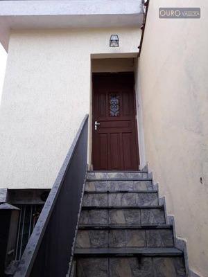 Sobrado Com 1 Dormitório Para Alugar, 65 M² Por R$ 1.200/mês - Alto Da Mooca - São Paulo/sp - So0438