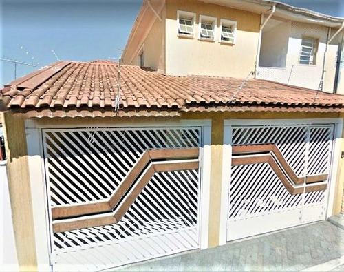 Sobrado Residencial À Venda, Alto Da Mooca, São Paulo. - So1303