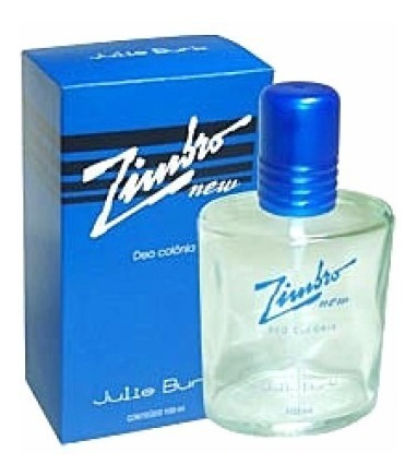 Zimbro New - Masculino - Julie Burk - 100ml