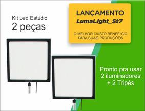 Iluminação Painel Led Compacto + Barato