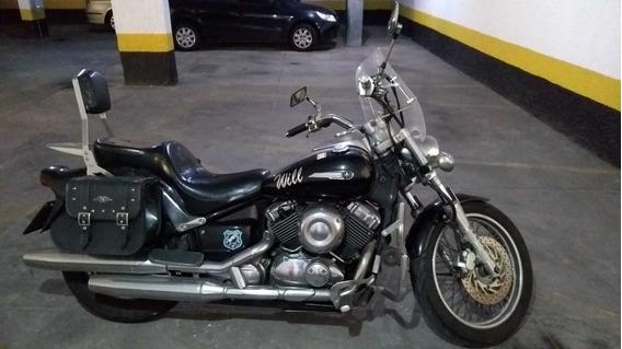 Moto Drag Star