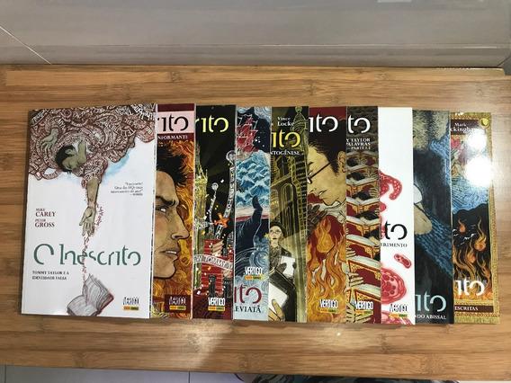 Livro(s) Coleção O Inescrito - 13 Volumes