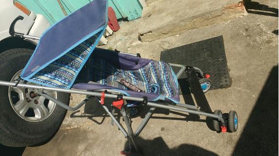 Carrinho Guarda-chuva Marca Voyage, 2 Posições, Suporta 15kg