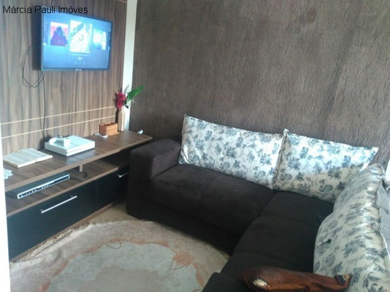 Apartamento No Condomínio Portal Das Orquídeas - Jardim Das Acácias - Várzea Paulista - Ap03131 - 33541443