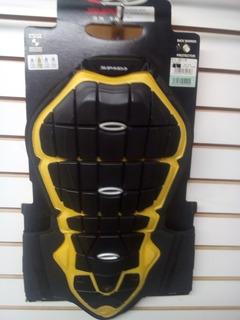 Protector Para Motociclista Espaldera Con Faja Spidi