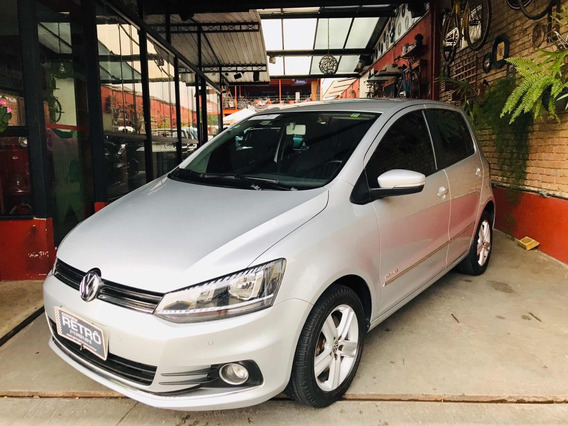 Volkswagen Fox 1.6 16v Msi Highline Total Flex I-motion 5p
