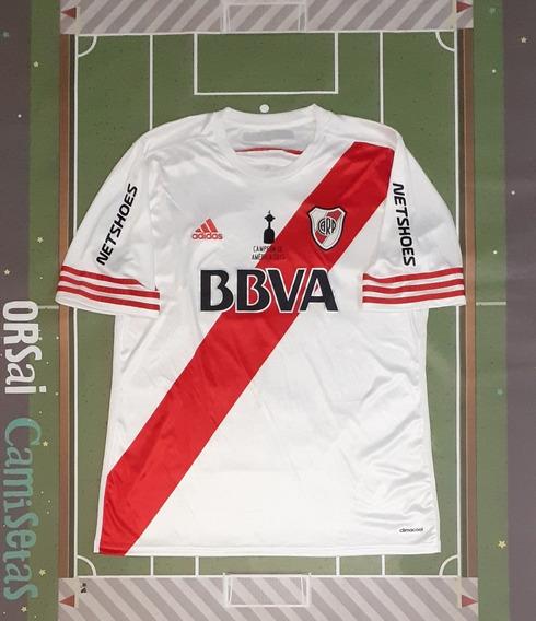 Camiseta River Plate Campeón Copa Libertadores 2015