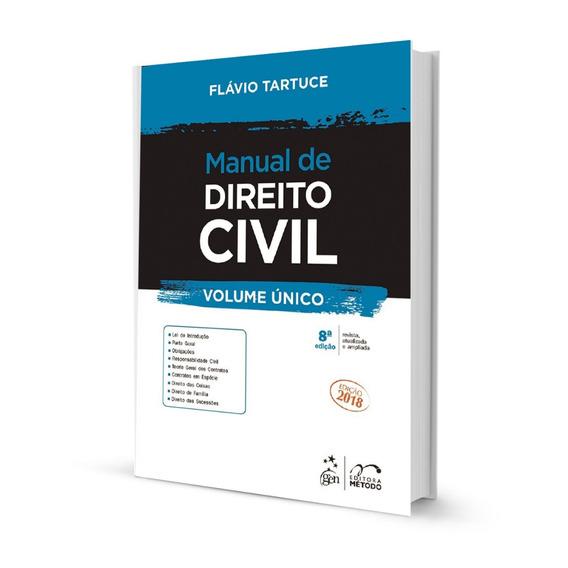 Manual De Direito Civil (2018)
