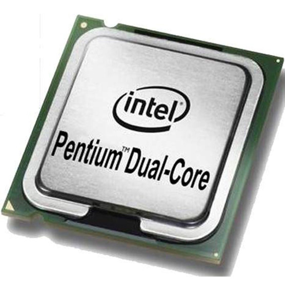 Processador Intel Pentium Dual Core E5200 2.5 Ghz + Cooler