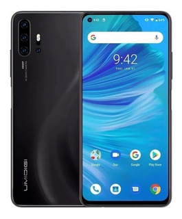 Smartphone Umidigi F2 6.53 6gb/128gb Grafite Envio Imediato
