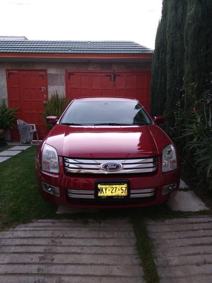 Ford Fusion Sel Plus V6 Mt 2009
