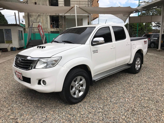 Toyota Hilux Blindaje 3 Plus Con Resolución 2015