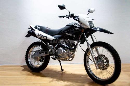 Imagen 1 de 14 de Keller Miracle 150cc Enduro Color Rojo Oportunidad Uno Motos