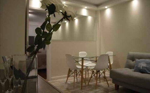 Alquiler Temporal, Penthouse, Centro, Amoblado, 1 Dorm.