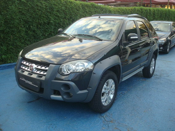 Fiat Palio Weekend Adventure Locker 1.8 Flex 2010
