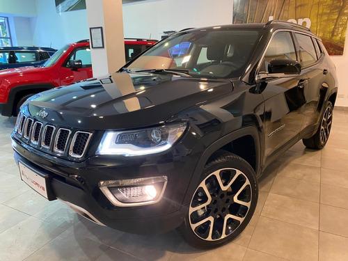 Jeep Compass Limited Plus 2.0 Turbo Diesel 170 Cv 4x4 2021 C