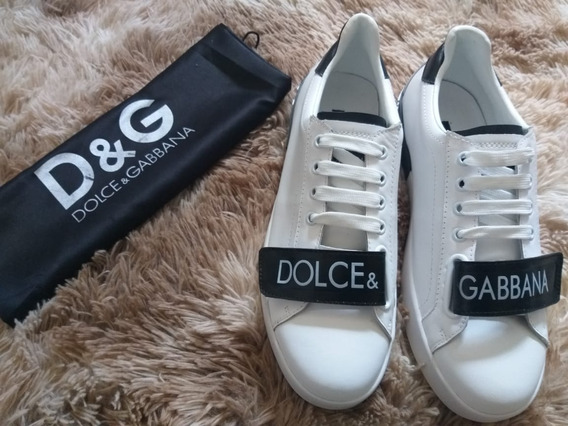 Tênis Dolce & Gabbana 100% Original