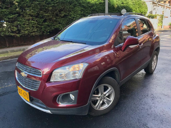 Chevrolet Tracker Lt At 1.8 2015